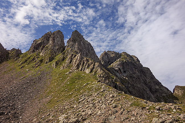 photo montagne alpes escalade grande voie alpinisme belledonne aretes dents du loup