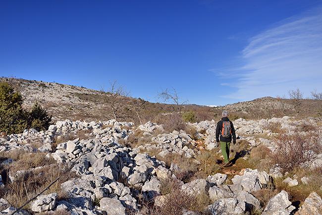 photo montagne alpes randonnée rando var prealpes d'azur baou gaude saint jeannet
