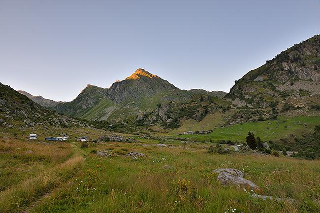 photo montagne alpes escalade vanoise alpes grées tarentaise barre des colombettes revers coup droit