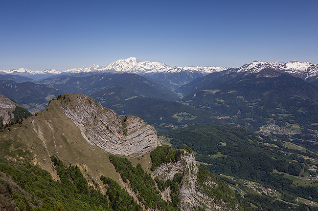 photo montagne alpes randonnée rando savoie albertville bauges belle etoile