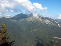 photo montagne alpes randonnée Belle Etoile Bauges