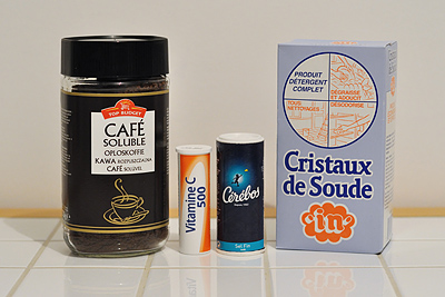 photo argentique procedes alternatifs revelateur cafe caffenol