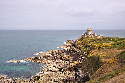 photo france bretagne normandie cap frehel randonnee fort la latte
