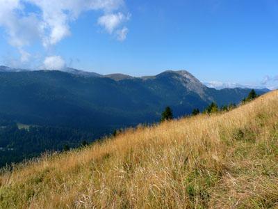 photo montagne alpes randonnée chamechaude chartreuse charmant som