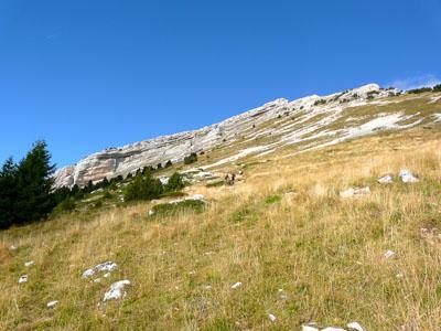 photo montagne alpes randonnée chamechaude