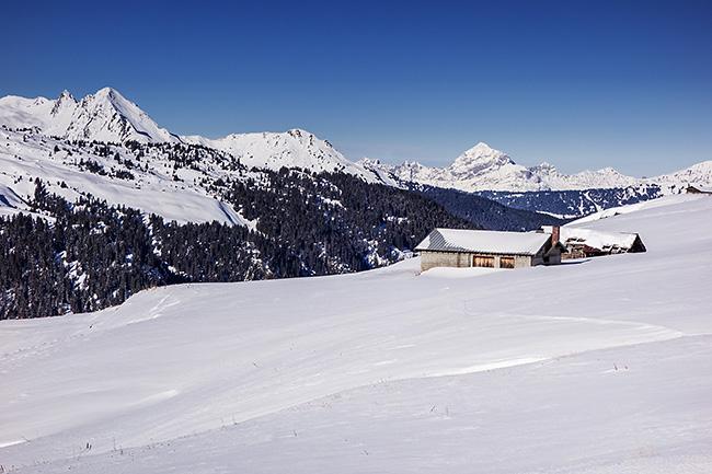 photo montagne alpes randonnée rando ski savoie beaufortain beaufort arêches saint guérin col pointe couvercle