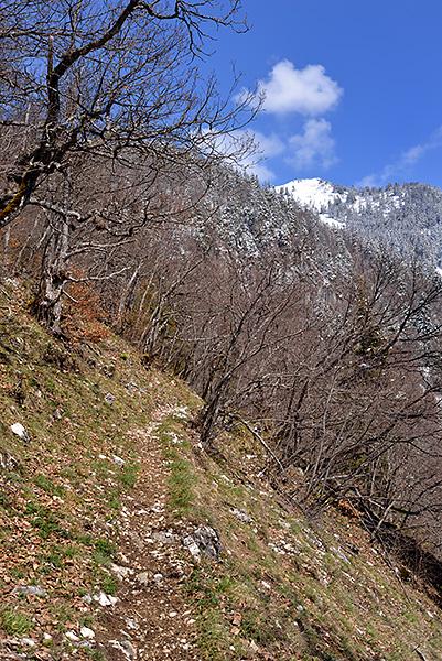 photo montagne alpes randonnée rando haute savoie faverges bouchet mont charvin col de l'epine col du fer