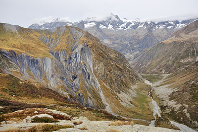 photo montagne alpes ecrins valgaudemar vallonpierre