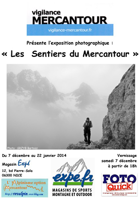 concours exposition expo photo sentiers mercantour vigilance mercantour expe nice 2013