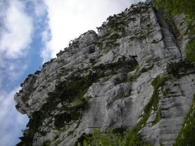 photo montagne alpes randonnée Croix de l'Alpe Chartreuse Rochers de Belles Ombres