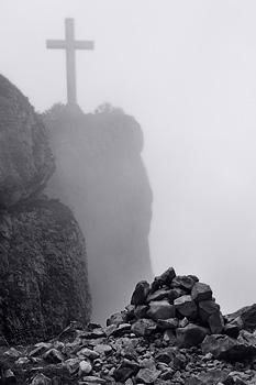 photo montagne alpes randonnée bauges croix du nivolet