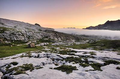 photo montagne alpes fiz haut giffre desert plate bivouac