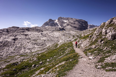 photo montagne alpes dolomites brenta