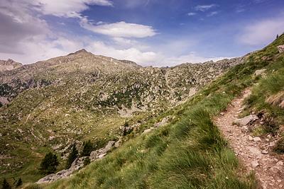 photo montagne alpes dolomites brenta