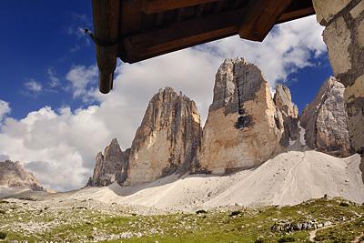 photo montagne alpes dolomites tre cime di lavaredo langalm