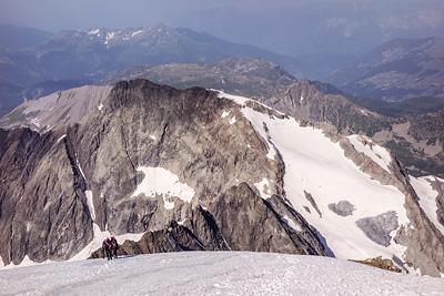 photo montagne alpes beaufortain mont blanc