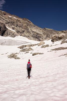 photo montagne alpes beaufortain mont blanc glacier lanchettes