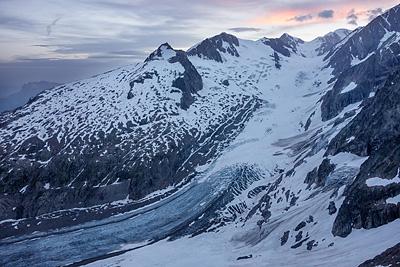 photo montagne alpes beaufortain mont blanc glacier tré la tete