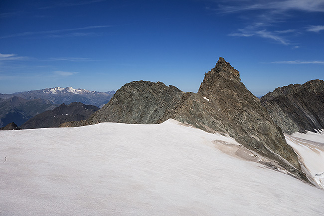 photo montagne alpes alpinisme vanoise dome polset