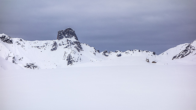 photo montagne alpes randonnée rando ski savoie beaufortain tarentaise aime dome de vaugelaz