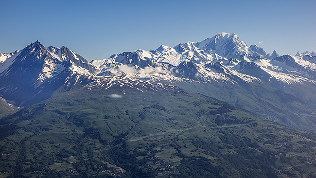 photo montagne alpes alpinisme savoie vanoise la plagne