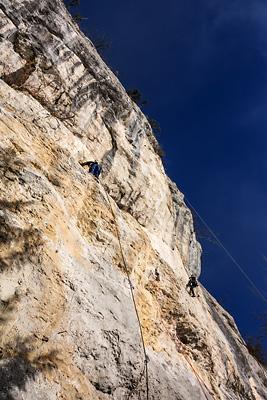 photo montagne escalade aravis la forclaz