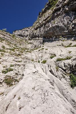 photo montagne alpes escalade grande voie aravis tournette bouton a nos belles annees