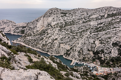 photo calanques marseille luminy sugiton morgiou