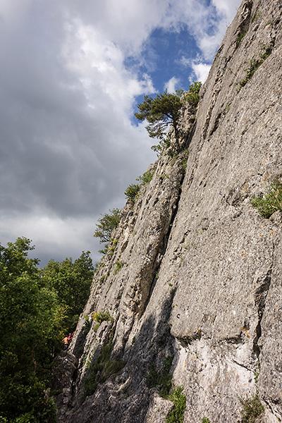 photo montagne alpes drome diois escalade crest