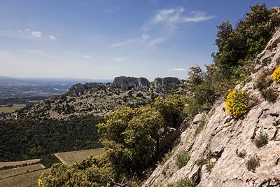 photo montagne escalade vaucluse dentelles montmirail