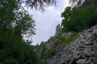 photo montagne escalade doizieux loire