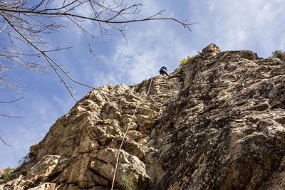photo montagne escalade ardeche serriere