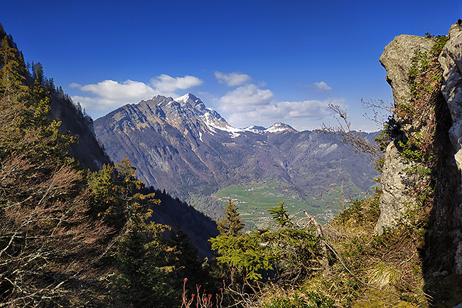 photo montagne alpes escalade