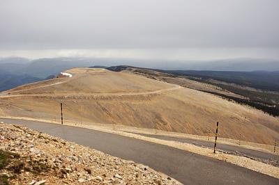 photo montagne mont ventoux provence