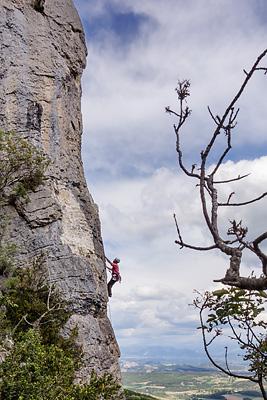 photo montagne alpes escalade baronnies hautes alpes orpierre quatre heures