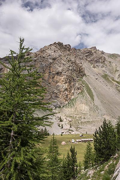 photo montagne alpes escalade queyras pra premier clapeyto brunissard