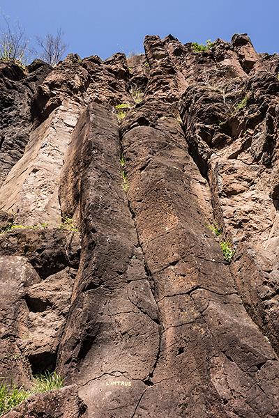 photo montagne escalade haute loire auvergne saint etienne le puy prades pradel