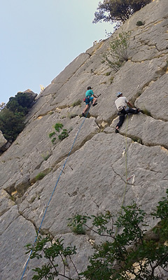 photo montagne escalade verdon galetas