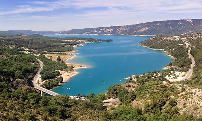 photo montagne escalade verdon galetas lac sainte croix