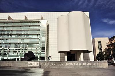 photo espagne barcelone centre ville