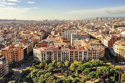 photo espagne barcelone sagrada familia