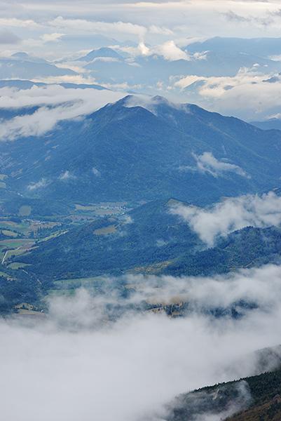 photo montagne alpes randonnee rando vercors font d'urle plateau d'ambel