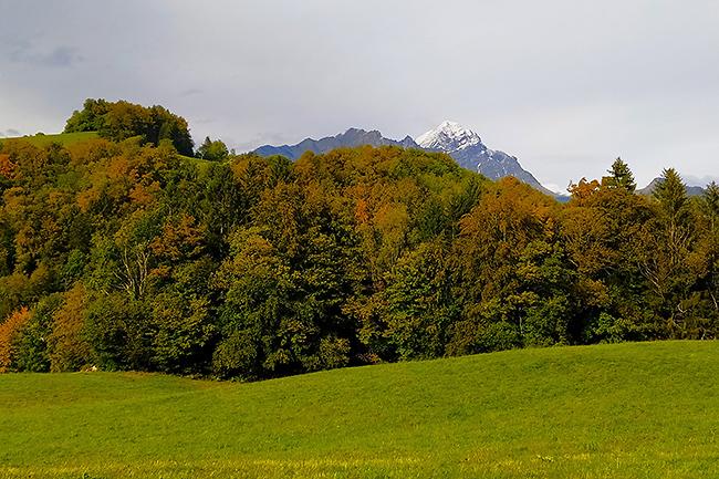 photo montagne alpes randonnée rando savoie bauges albertville allondaz tal