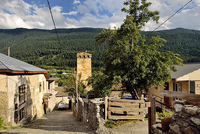 photo voyage asie centrale europe caucase georgie svanetie mestia