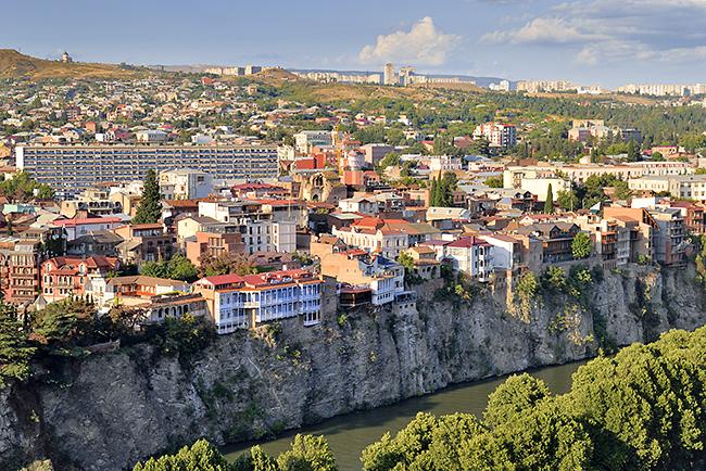 photo voyage asie centrale europe caucase georgie tbilissi