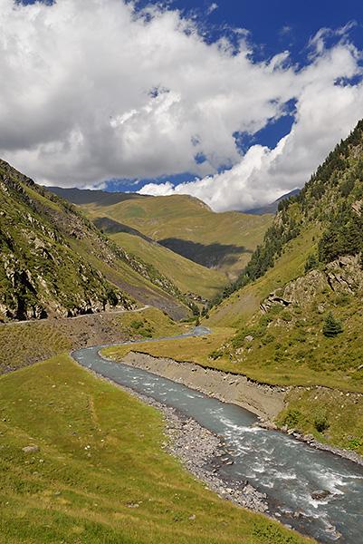 photo voyage asie centrale europe caucase georgie touchetie tusheti omalo treck randonnée rando