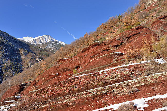photo montagne alpes randonnée rando alpes martiimes prealpes d'azur baou gaude saint jeannet