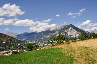 photo montagne alpes randonnée GR5 queyras briancon
