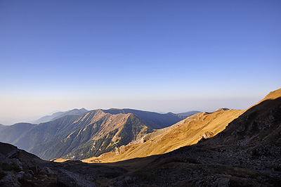 photo montagne alpes randonnée GR5 GR52 mercantour vallee merveilles pas diable