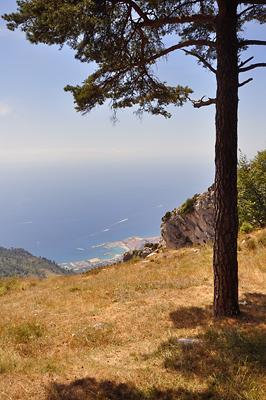photo montagne alpes randonnée GR5 GR52 mercantour sospel menton col berceau